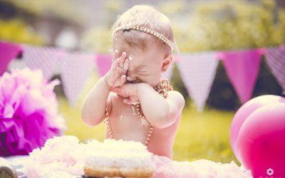 Cake Smash – Amy