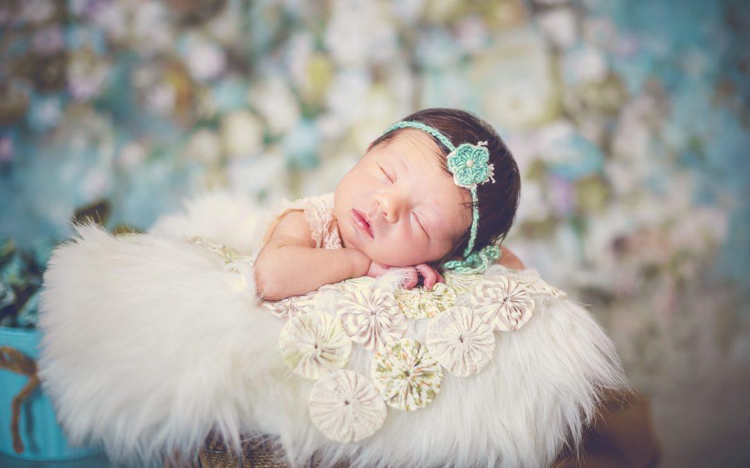 Newborn – Olívia
