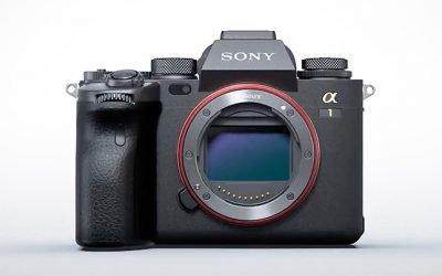 Sony lança a Alpha1