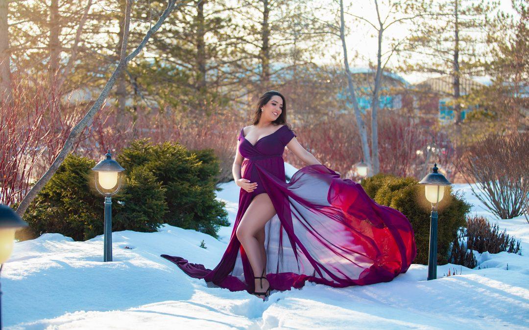 Mary- Maternity Photo shoot